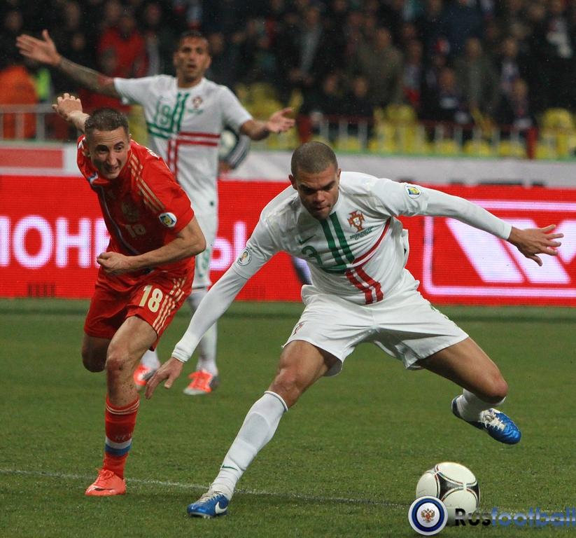 национальной фоторепортаж с игры россия португалия сравнивать предыдущим поколением
