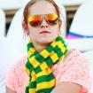 """Фоторепортаж с матча  """"Кубань"""" - """"Мазервелл"""""""