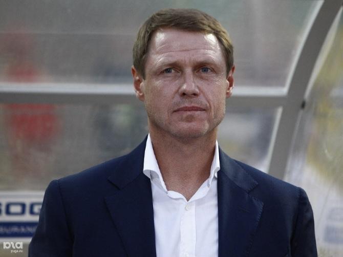 """Краснодар"" объявил об уходе Кононова, и.о. главного тренера назначен Шалимов"
