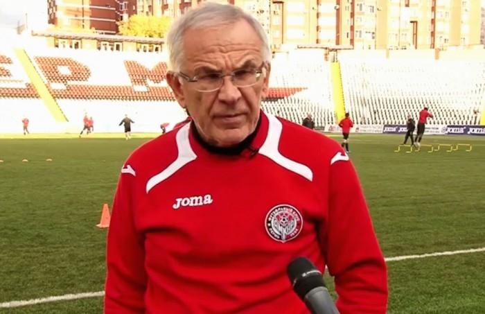 Гаджи Гаджиев не исключил значительной ротации в матче с «Локомотивом»