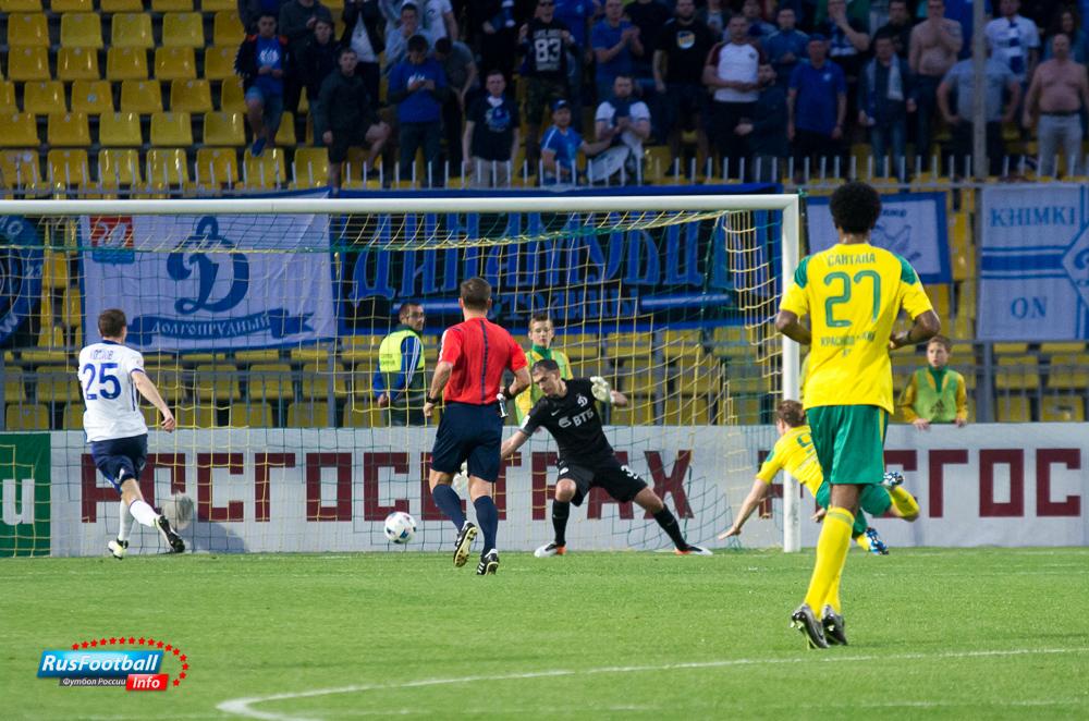 Роман Павлюченко забил 100-й гол в карьере в РФПЛ