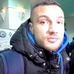 Йоан Молло: играл на снегу во Франции 1 раз. Тоже выиграли 3:0, я забил, снег принёс удачу (видео)