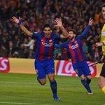 """А-А-А-А! Она это сделала! """"Барселона"""" сотворила величайшее спасение"""