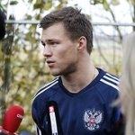 Максим Канунников: с нетерпением ждем матча с Бельгией (видео)