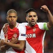 """Четко и уверенно. """"Монако"""" - в полуфинале Лиги Чемпионов"""