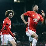 """Войти в Раш. """"Манчестер Юнайтед"""" продолжает путь к Кубку УЕФА"""