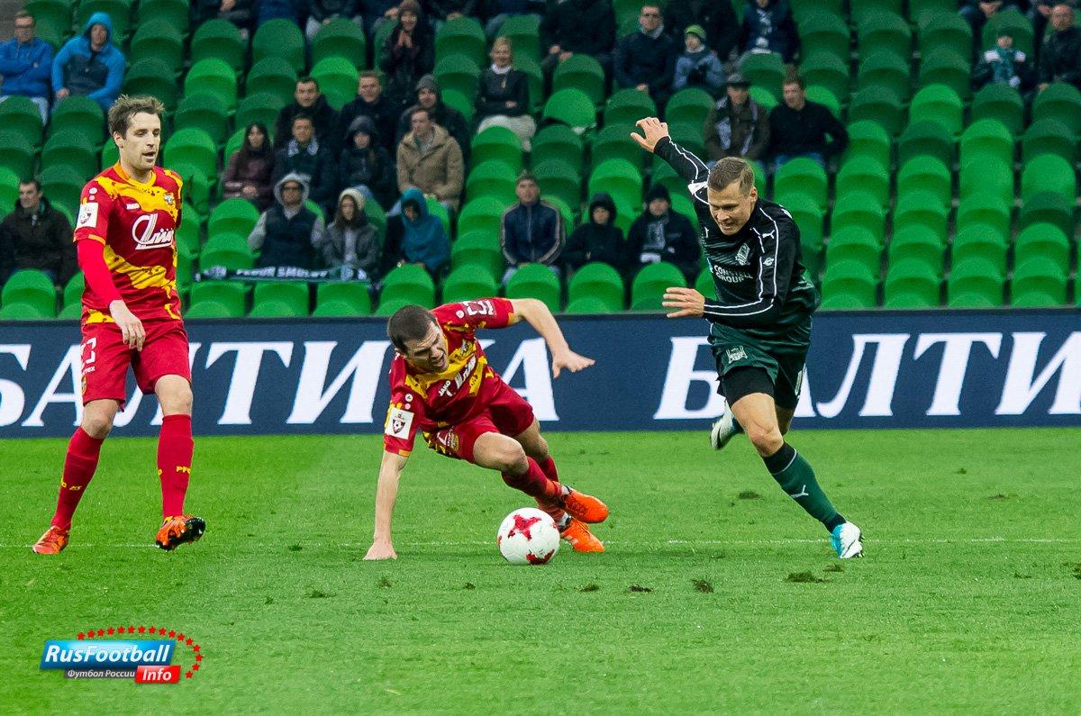 Арсенал – Краснодар прогноз на встречу РФПЛ