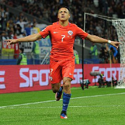 Полдела. Чилийцы задали Германии трёпку, но отступили