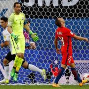 Das ist Dias. Чилийцы проиграли Германии
