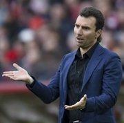 «Динамо» отправило Григоряна в отставку