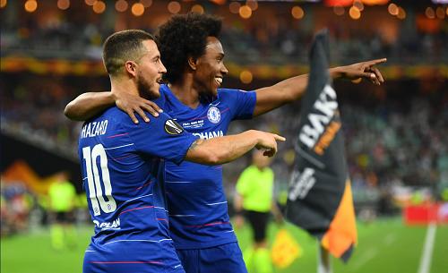 Унылая картинка, первый трофей Сарри и прощание Азара: всё, что нужно знать о финале Лиги Европы