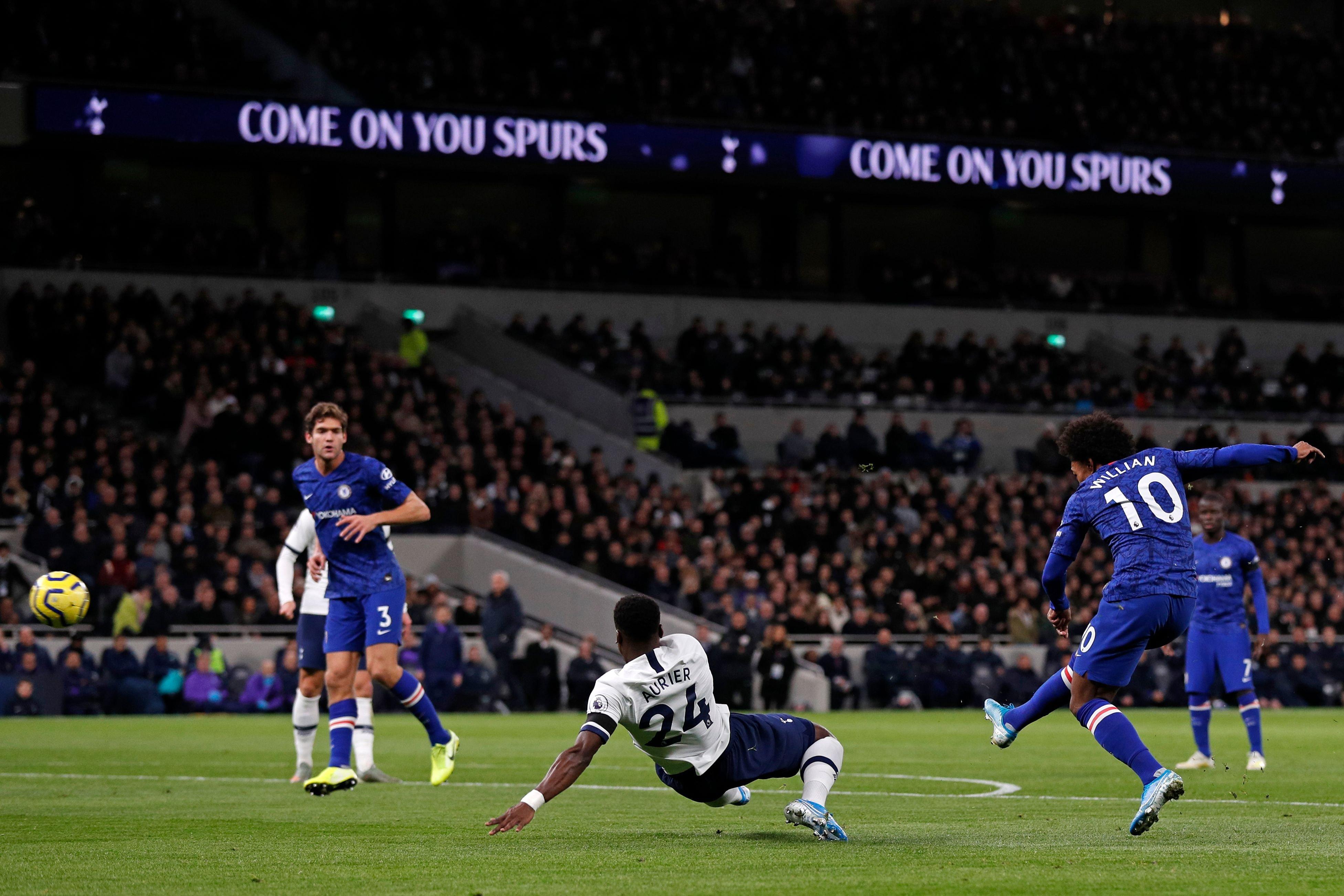 Трансляция футбола Тоттенхэм - Челси смотреть онлайн 29.09.2020